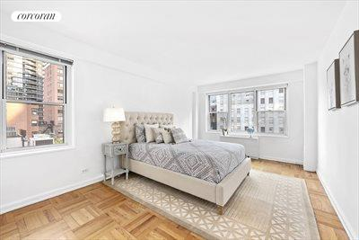 New York City Real Estate | View 150 East 61st Street, #9H | Bedroom