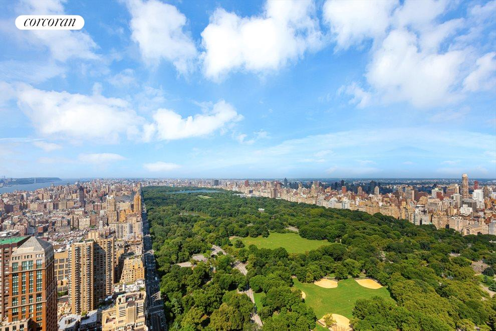 New York City Real Estate | View 1 Central Park West, #PH50A | 5 Beds, 6 Baths