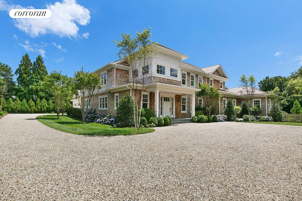 The Hamptons Real Estate | View 96 Leos Lane | 6 Beds, 6.5 Baths