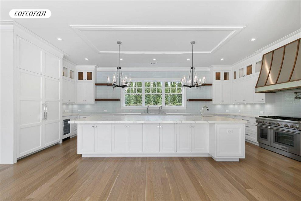 The Hamptons Real Estate | View 96 Leos Lane | Chef's Kitchen