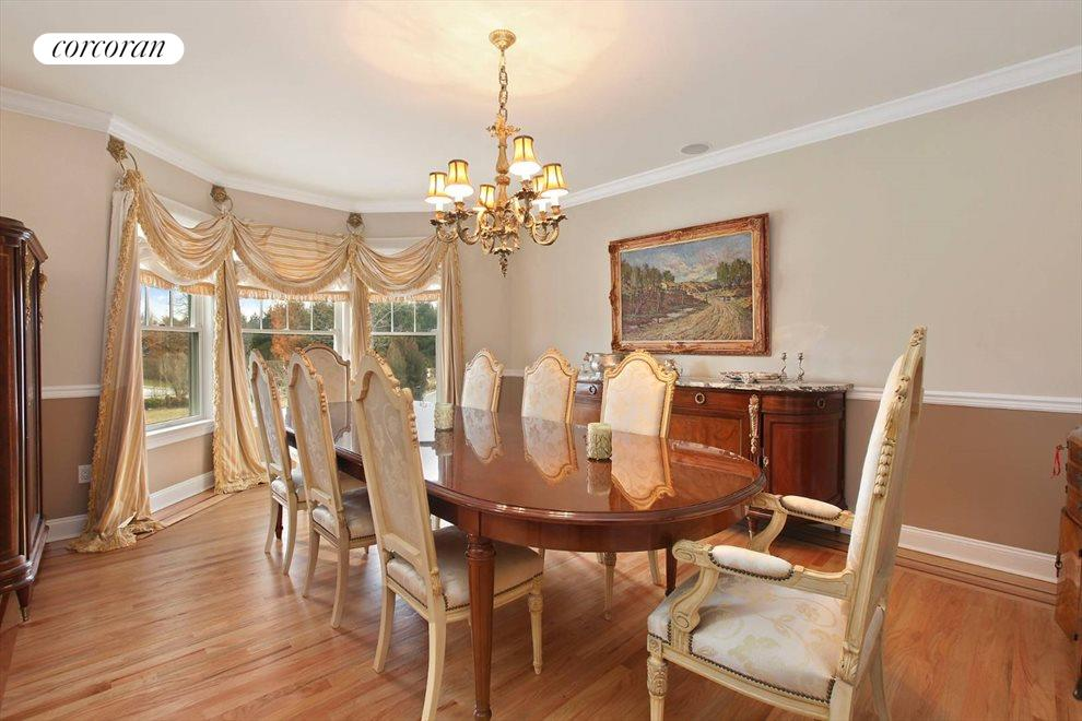 The Hamptons Real Estate | View 15 Parrish Pond Lane | Formal Dining