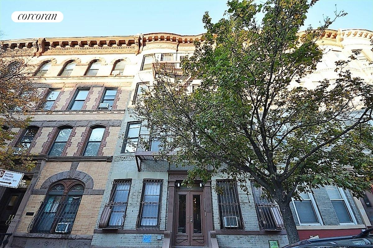 541 Bergen Street Prospect Heights Brooklyn NY 11217