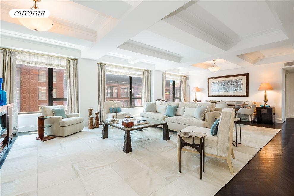 New York City Real Estate | View 150 West 12th Street, #7 W | 2 Beds, 2 Baths