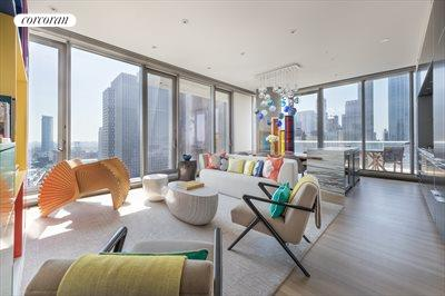 New York City Real Estate | View 56 LEONARD ST, #29B EAST | 2 Beds, 2 Baths