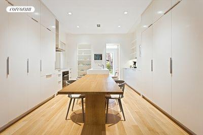 New York City Real Estate | View 29 Tompkins Place, #2 | Dining Area