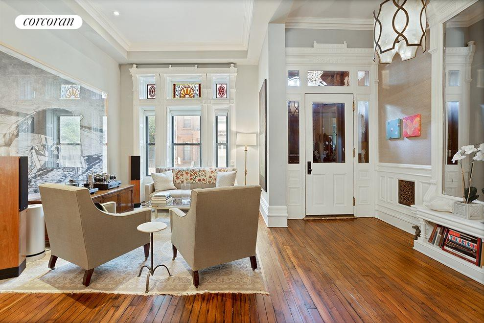 New York City Real Estate | View 105 West 122nd Street | Entry
