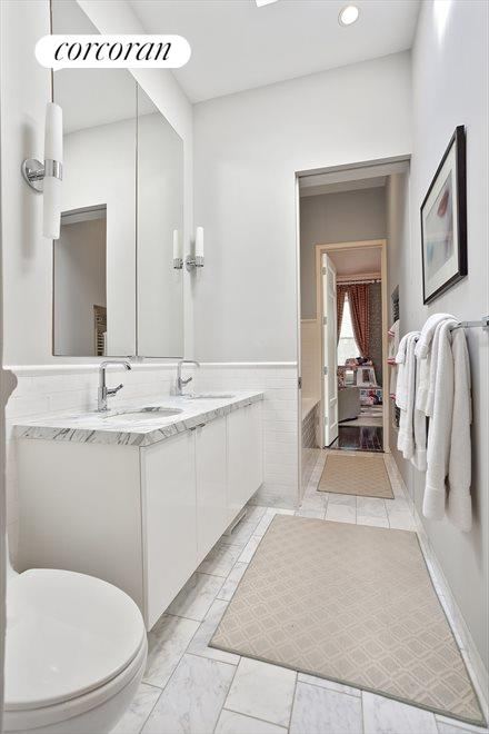 New York City Real Estate | View 105 West 122nd Street | Jack & Jill Bath