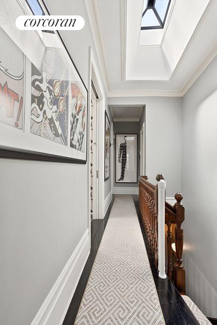 New York City Real Estate | View 105 West 122nd Street | Fourth Floor Hallway