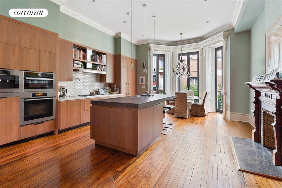 New York City Real Estate | View 105 West 122nd Street | Chef's Kitchen