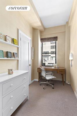 New York City Real Estate | View 1349 Lexington Avenue, #9C | Charming western light in home office/bedroom