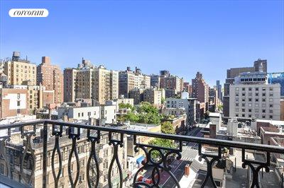 New York City Real Estate | View 1349 Lexington Avenue, #9C | Views of Landmarked Carnegie Hill