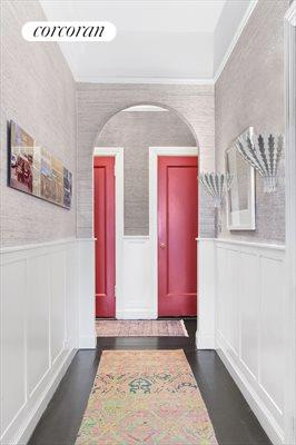 New York City Real Estate | View 1349 Lexington Avenue, #9C | Gracious entryway with many closets
