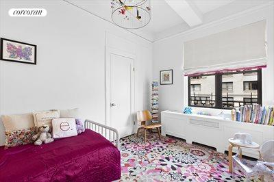 New York City Real Estate | View 1349 Lexington Avenue, #9C | Well sized secondary bedroom