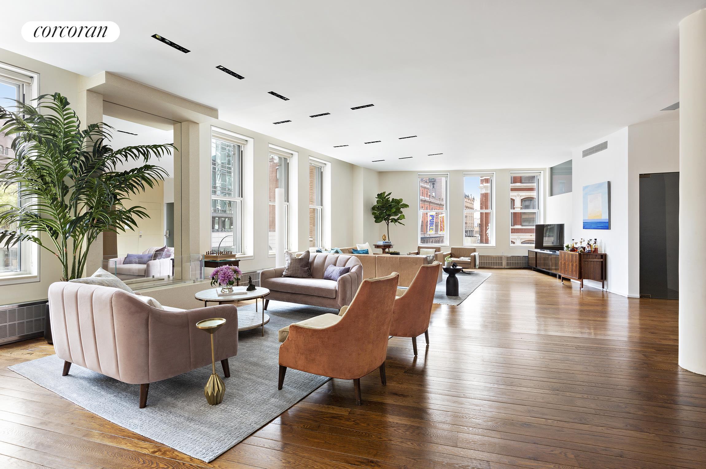 21 Astor Place Interior Photo