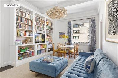 New York City Real Estate | View 1349 Lexington Avenue, #9C | Practical, bright and spacious spaces