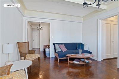 New York City Real Estate | View 70 Remsen Street, #8C | 1 Bed, 1 Bath