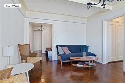 New York City Real Estate | View 70 Remsen Street, #8C | Living Room