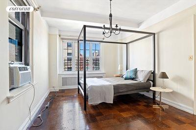 New York City Real Estate | View 70 Remsen Street, #8C | Bedroom