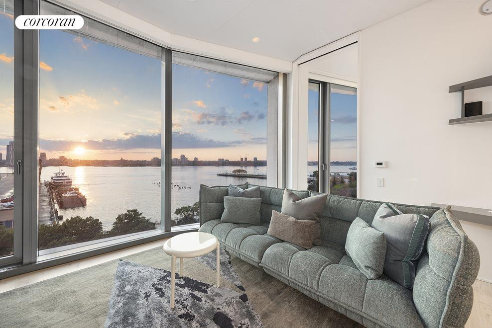 New York City Real Estate | View 160 LEROY ST, #NORTH9B | Media Room/4th Bedroom