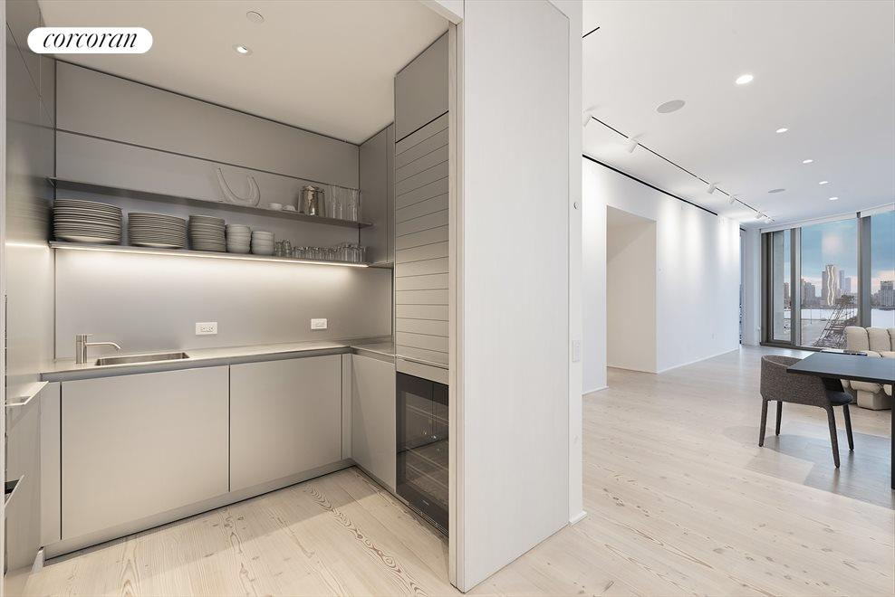 New York City Real Estate | View 160 LEROY ST, #NORTH9B | Social Kitchen