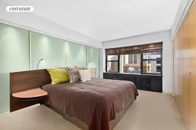 New York City Real Estate | View 510 East 86th Street, #18C | Master Bedroom