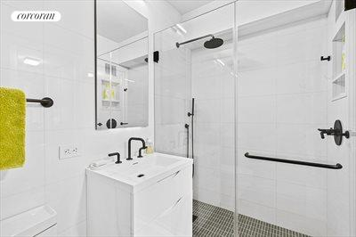 New York City Real Estate | View 510 East 86th Street, #18C | Master Bathroom