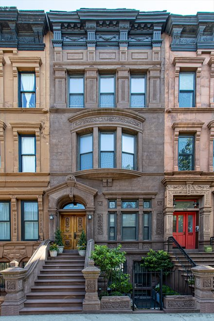 New York City Real Estate | View 105 West 122nd Street | Facade