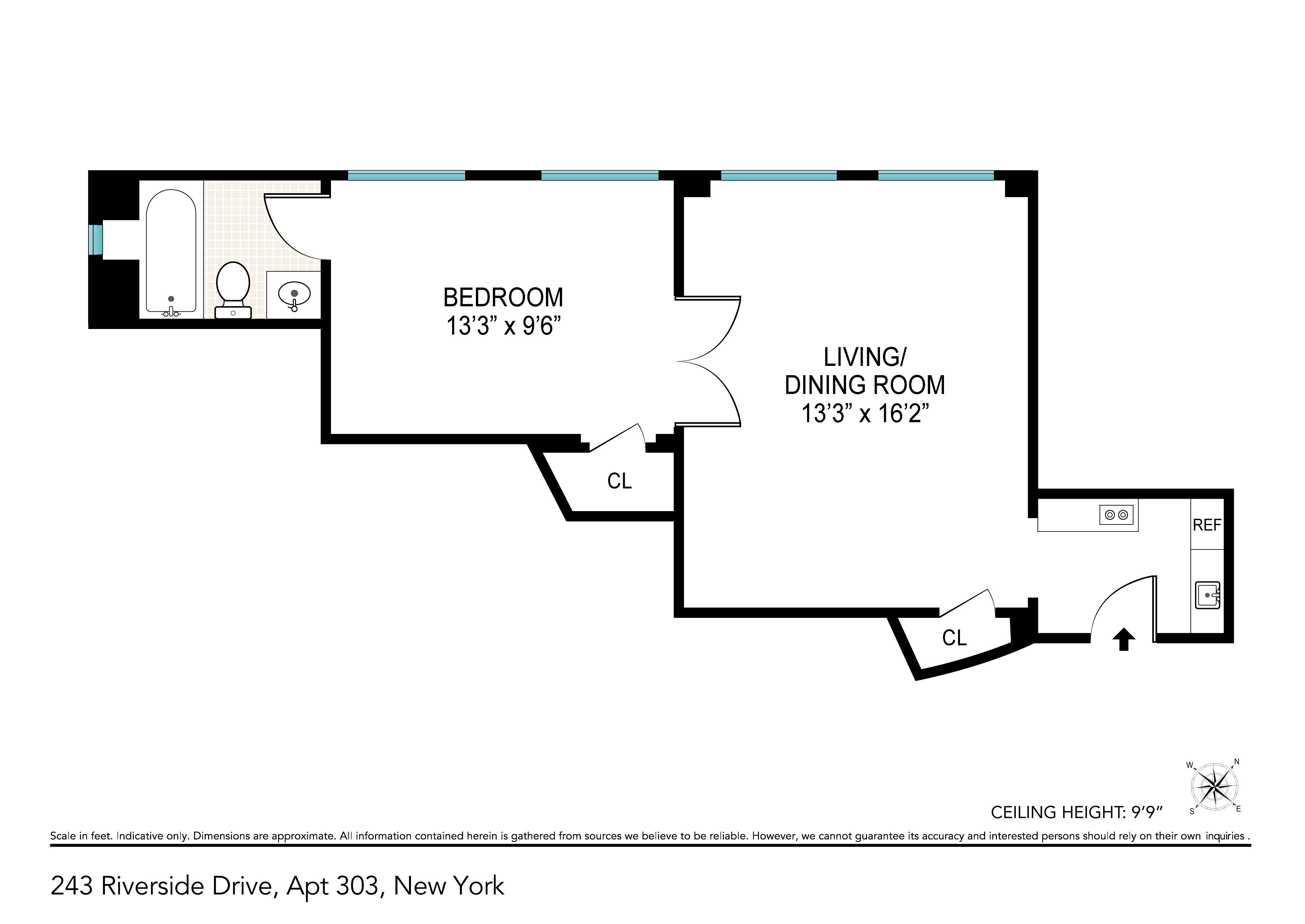 243 Riverside Drive Upper West Side New York NY 10025