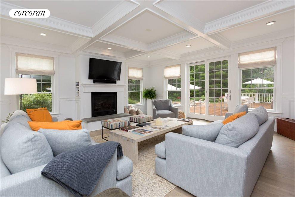 The Hamptons Real Estate | View 18 Noelles Lane | Second Living Room