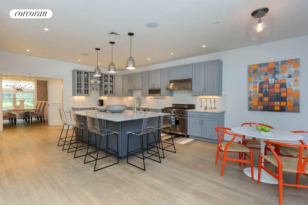 The Hamptons Real Estate | View 18 Noelles Lane | Chefs Kitchen