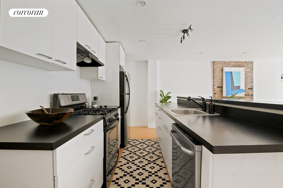 New York City Real Estate | View 239 8th Street | GARDEN RENTAL