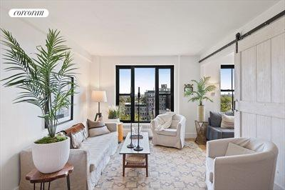 New York City Real Estate | View 365 Clinton Avenue, #8A | 1 Bed, 1 Bath