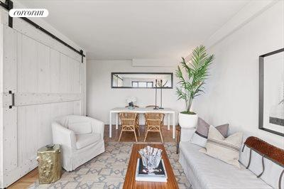 New York City Real Estate | View 365 Clinton Avenue, #8A | Living Room