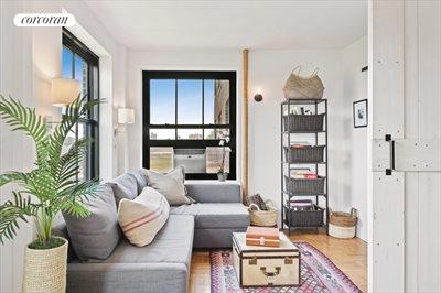 New York City Real Estate | View 365 Clinton Avenue, #8A | 2nd Bedroom