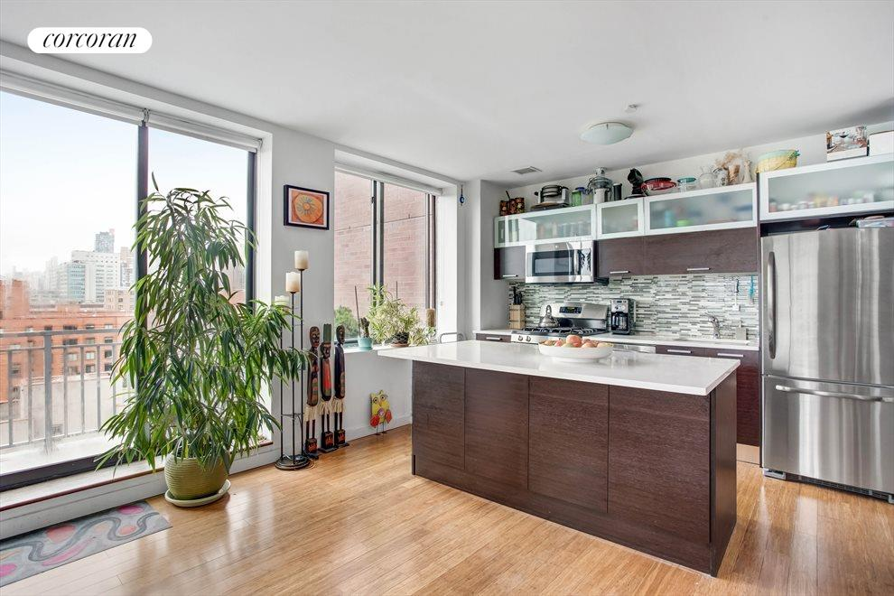 New York City Real Estate | View 353 East 104th Street, #9B | 2 Beds, 2 Baths