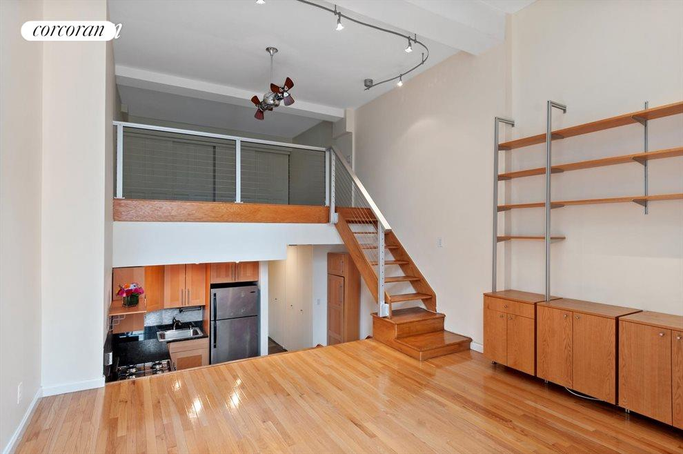 New York City Real Estate | View 215 East 24th Street, #510 | Living Room