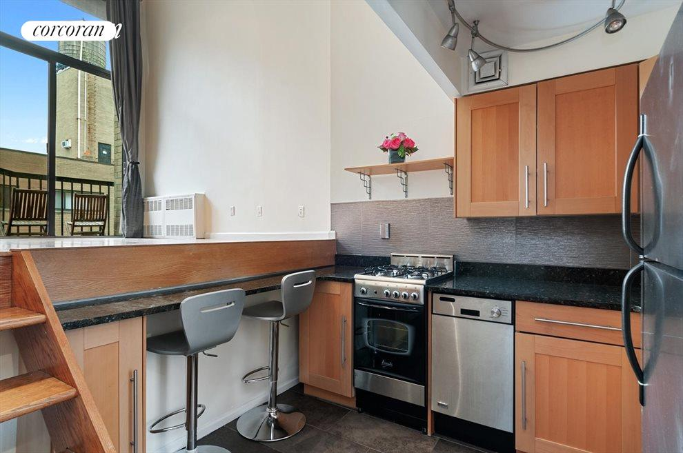 New York City Real Estate | View 215 East 24th Street, #510 | Kitchen