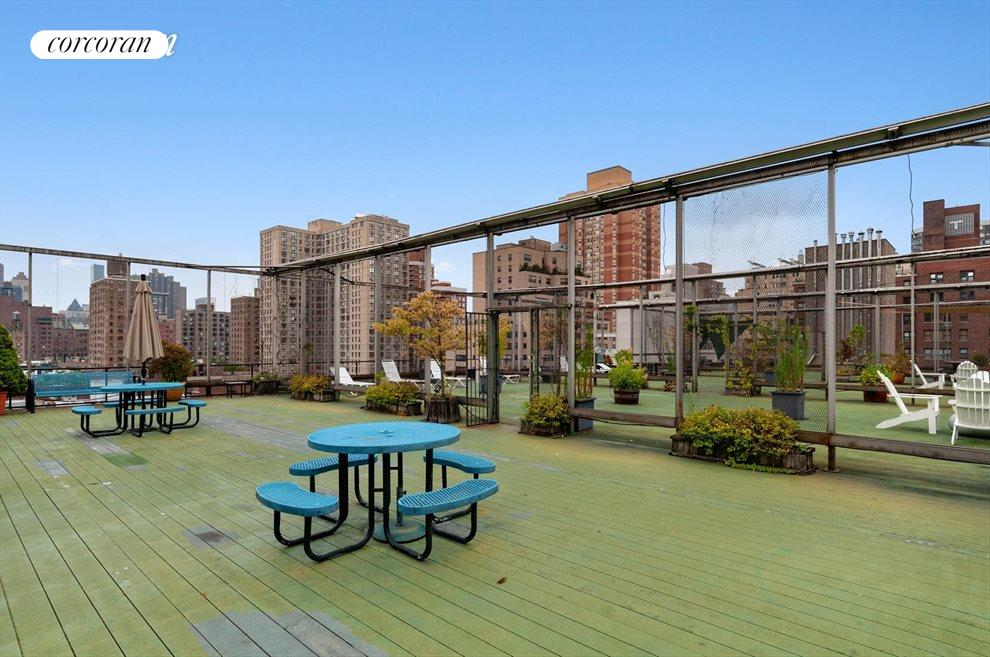 New York City Real Estate | View 215 East 24th Street, #510 | Roof Deck