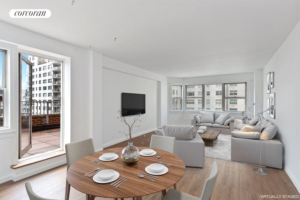 New York City Real Estate | View 520 East 76th Street, #12C | 2 Beds, 2 Baths