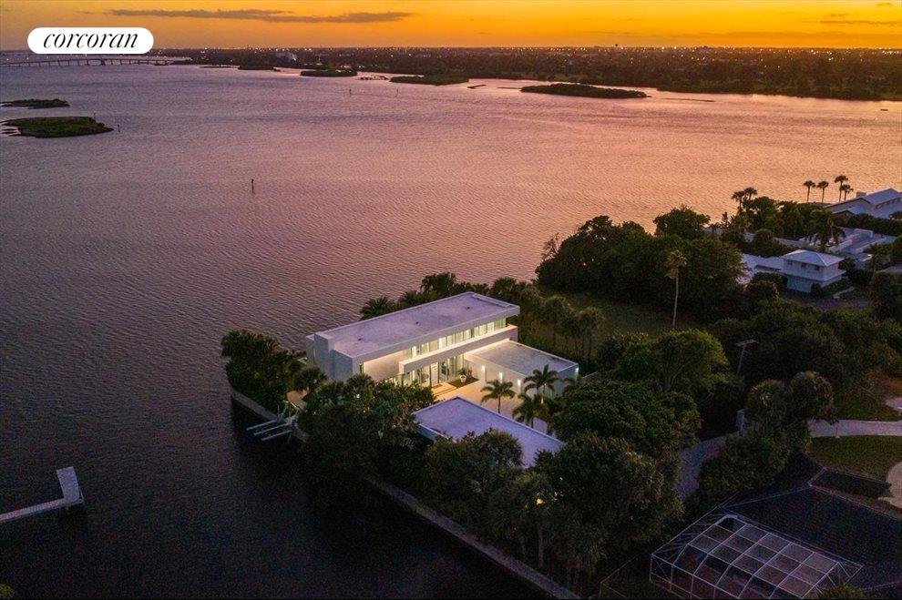 South Florida Real Estate | View 2299 Ibis Isle Road | room 4