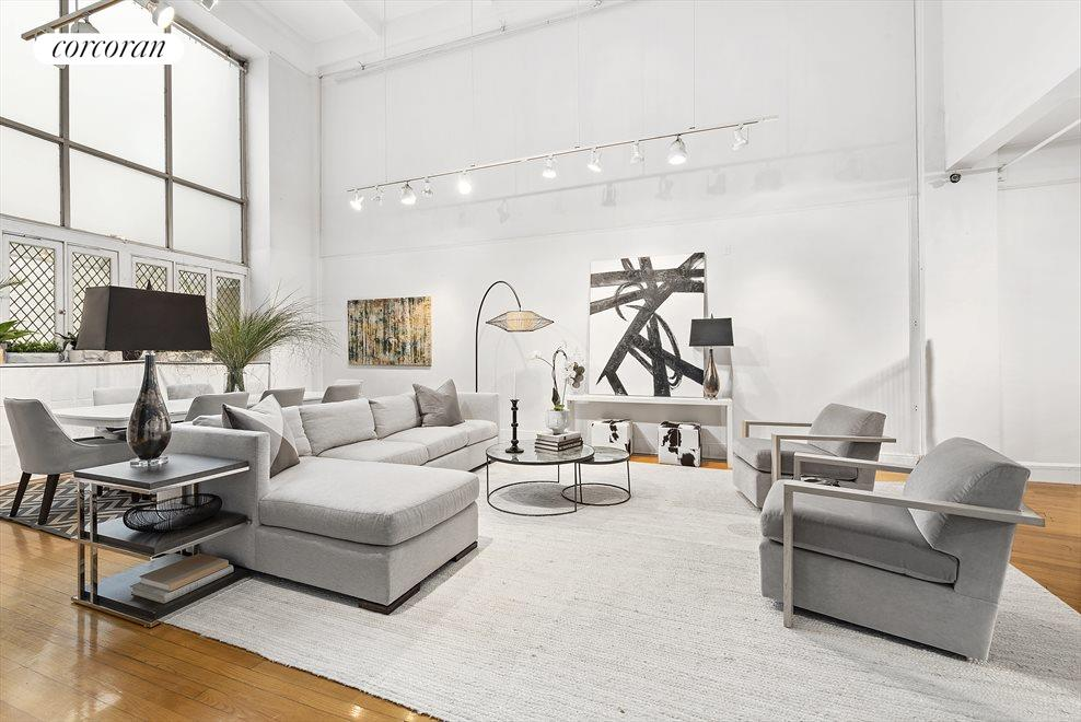 New York City Real Estate | View 255 West 86th Street, #Duplex | 4 Beds, 2 Baths