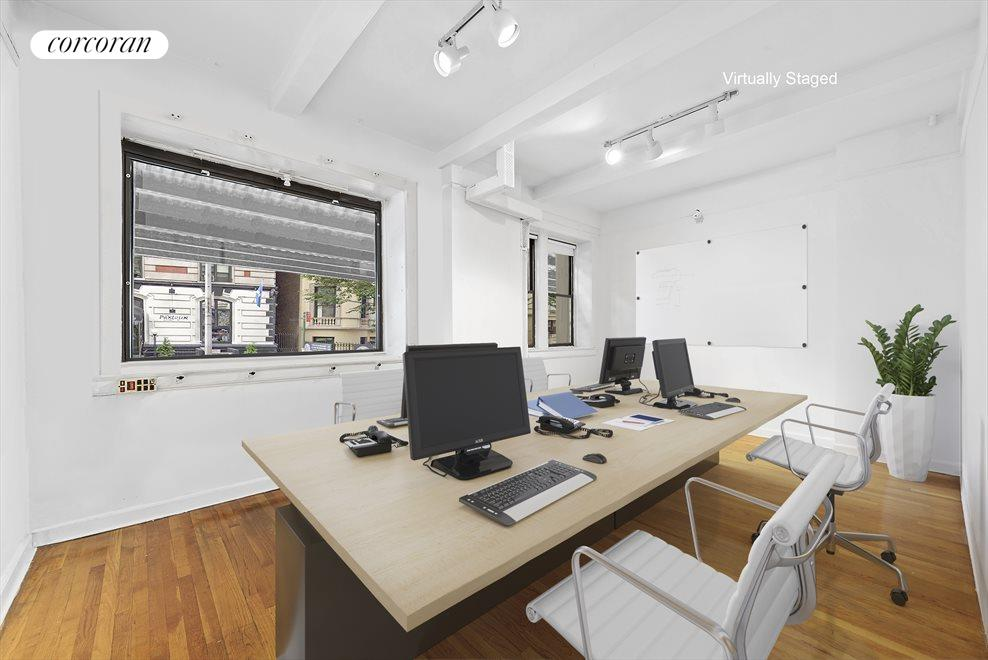 New York City Real Estate | View 255 West 86th Street, #Duplex | Giant Home Office