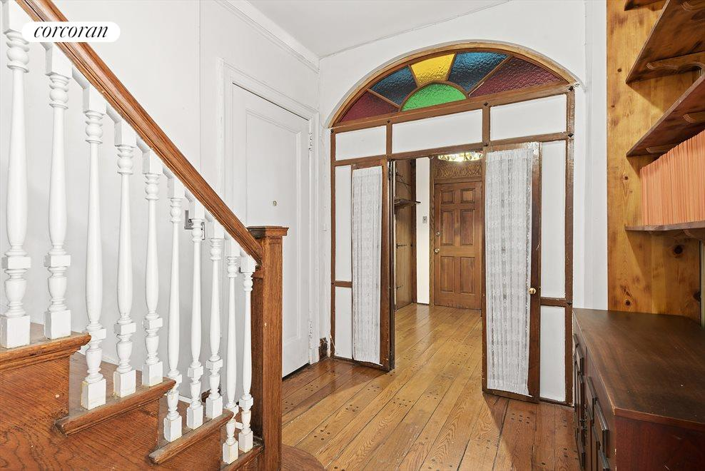 New York City Real Estate | View 255 West 86th Street, #Duplex | Interior Entry Foyer