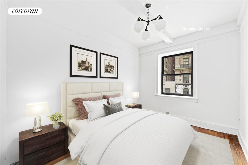 New York City Real Estate | View 255 West 86th Street, #Duplex | Bedroom 2