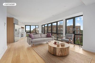 New York City Real Estate | View 1702 Newkirk Avenue, #6B | 2 Beds, 2 Baths