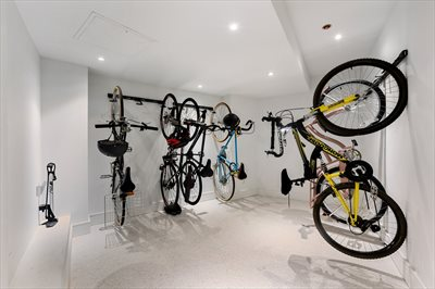 New York City Real Estate | View 1702 Newkirk Avenue, #6B | Bike Room