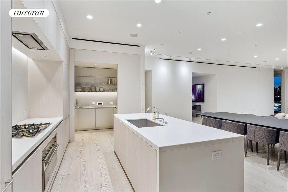 New York City Real Estate | View 160 LEROY ST, #NORTH9B | Kitchen