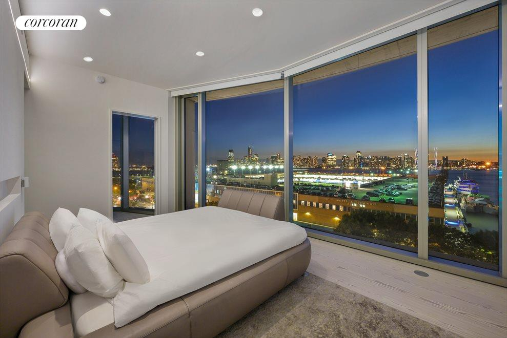 New York City Real Estate | View 160 LEROY ST, #NORTH9B | Master Bedroom
