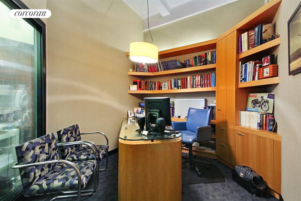 Consultation Room, 1130 Park Avenue