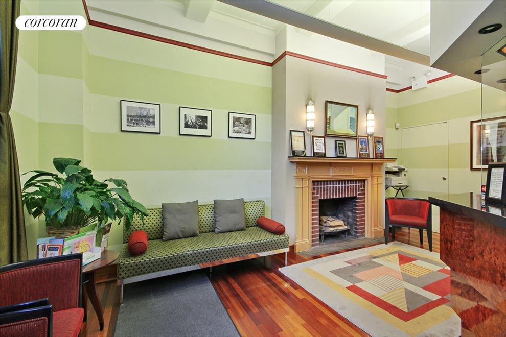 Waiting Room/Reception, 1130 Park Avenue